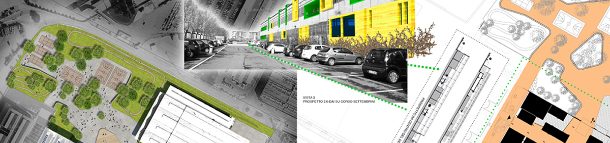 2° classificato: Raggruppamento con capogruppo Studioata di Torino