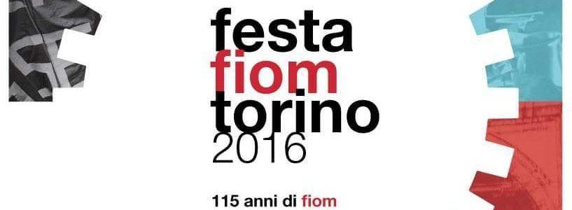 """Festa della FIOM. """"Dentro"""" MRF per scelta"""