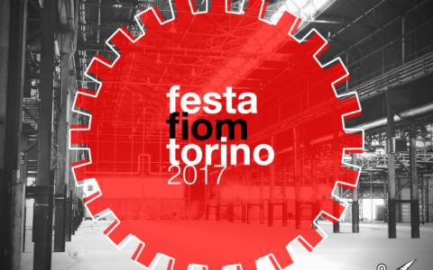 Festa Fiom Torino 2017
